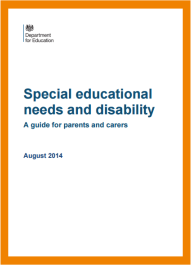 SEND Reforms Guide for parents and carers