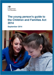 Children and Families Act guide for young people